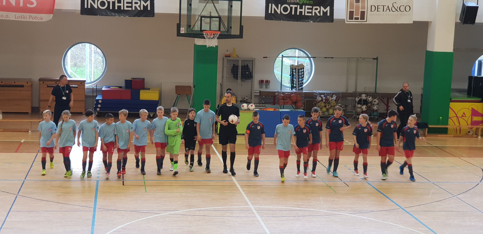 NK Ribnica uspešno zakorakal v futsal sezono 2018/2019